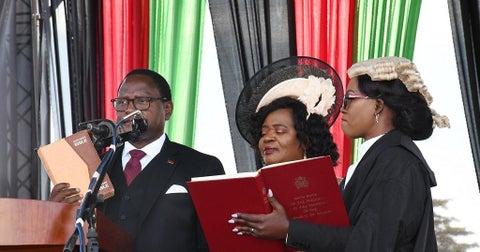 Malawi: Opposition leader, Chakwera, unseats President Mutharika in re-run polls