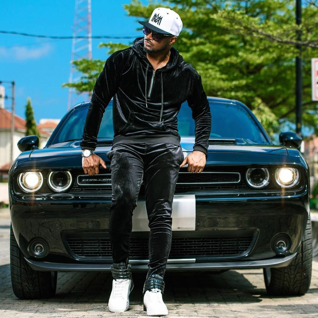 Peter Okoye, wife, daughter battle COVID-19 for three weeks