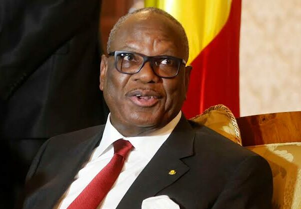 Mali, Ibrahim Boubacar Keita, protest