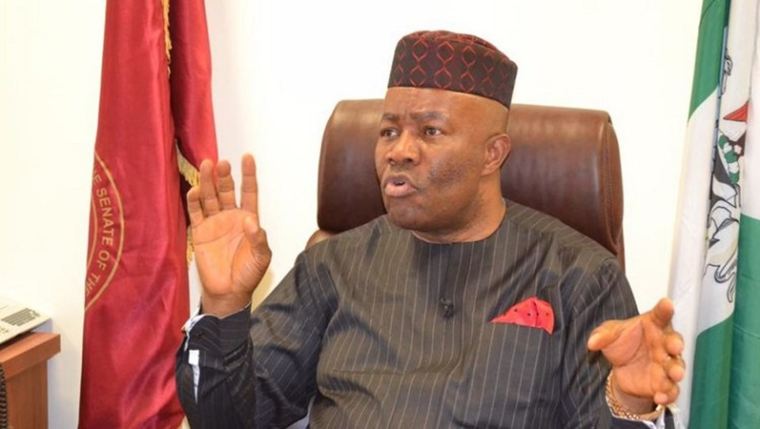 Don't allow huge investment on East-West road to waste – Akpabio warns