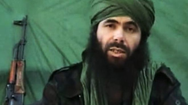 French forces kill Al-Qaeda Chief in North Africa