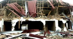 Embassy demolition: Why Nigeria won't fight Ghana ― Presidency