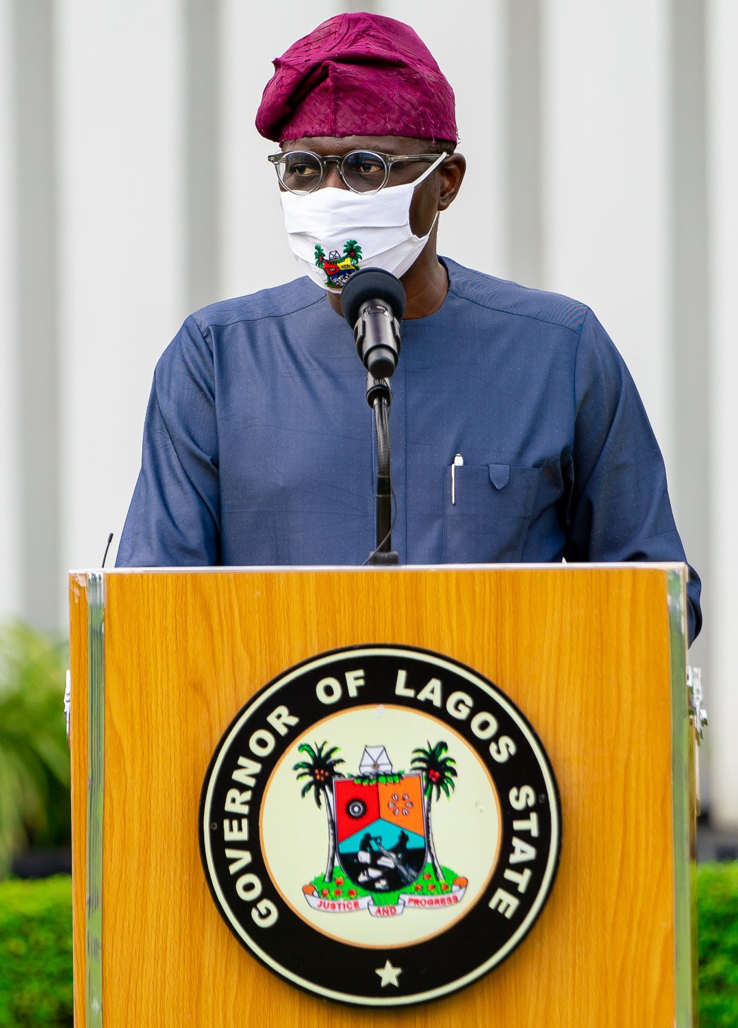 Lagos discharges 93 recovered COVID-19 patients, including 11 foreigners