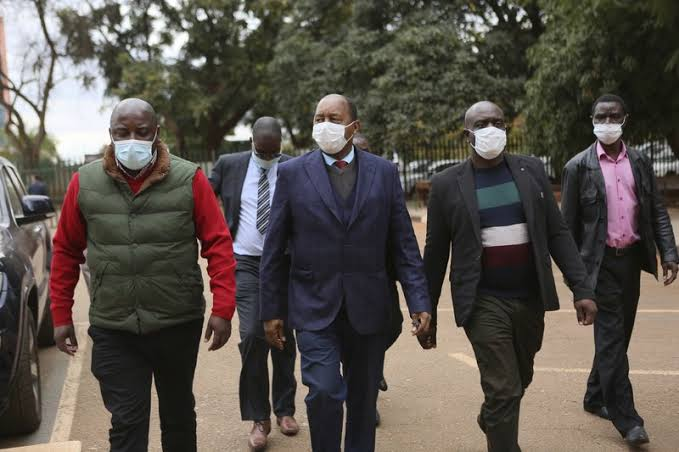 Zimbabwe's health minister granted bail in COVID-19 graft case