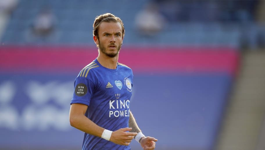 Leicester boss Rodgers hopes Maddison signs new deal