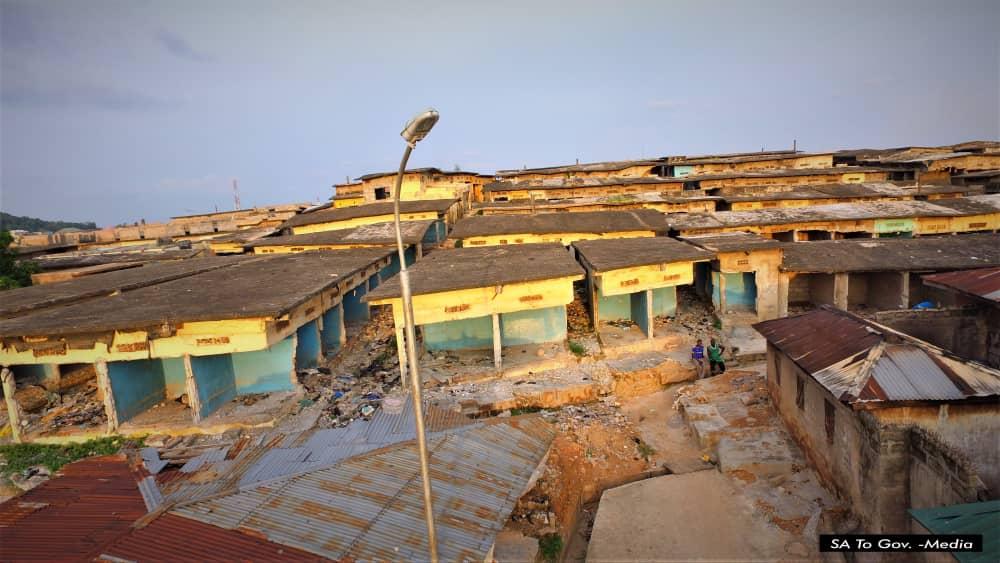 Abakaliki traders decry sealing of shops by Ebonyi Government