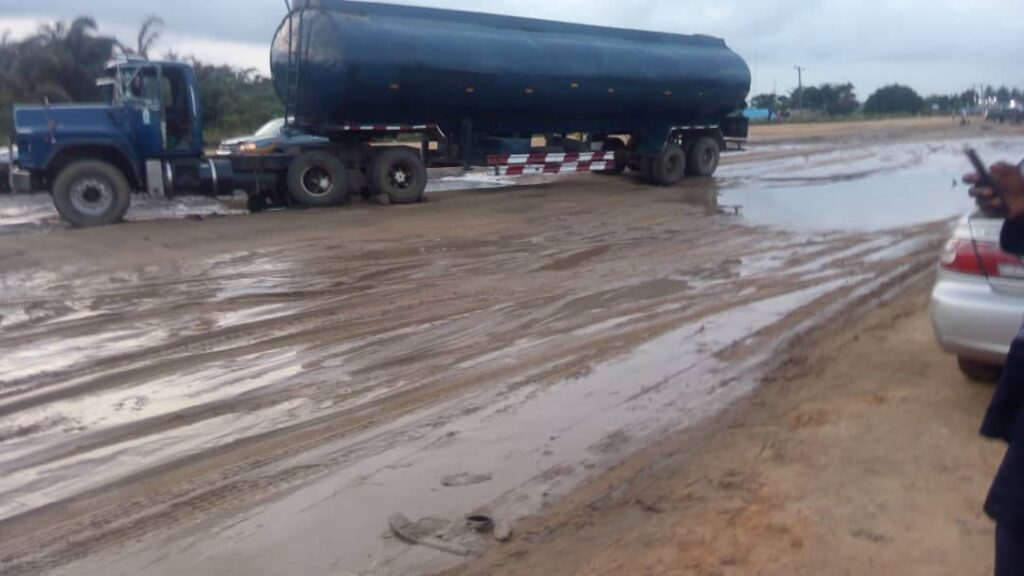 Monarch, motorists lament deplorable state of Badagry expressway