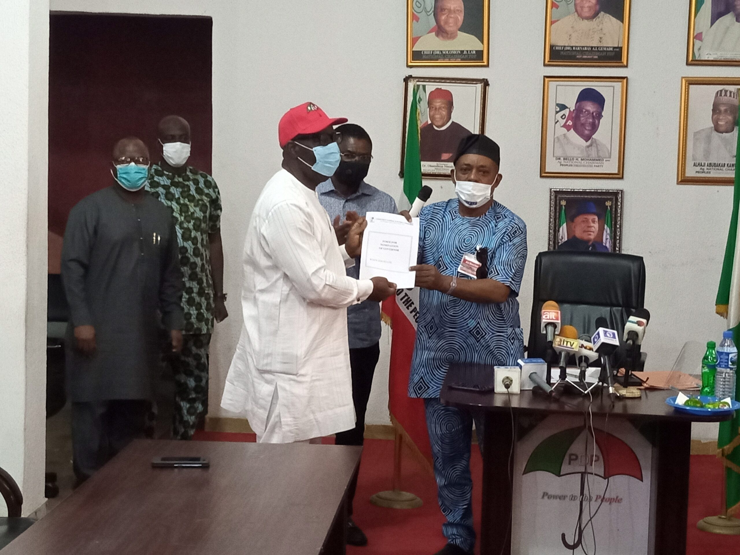 Edo deputy governor, Shaibu, not at war with Obaseki