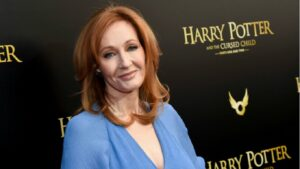 'Harry Potter' author, JK Rowling, says she is survivor of sexual assault