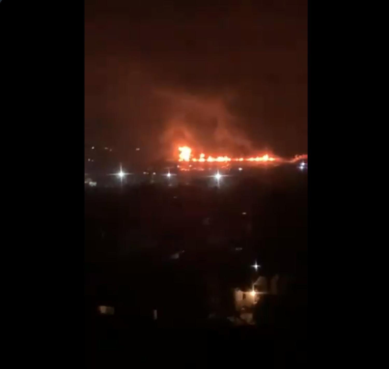 3 fuel tankers collide, consumed in Lagos-Ibadan Expressway inferno