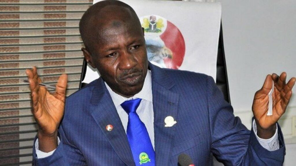 Magu: ANEEJ calls for fair hearing in all allegations raised