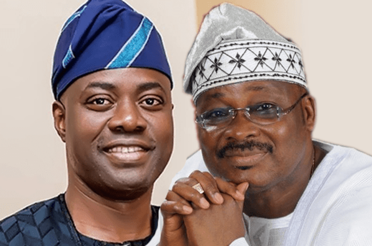 Ajimobi: Why Makinde should move on