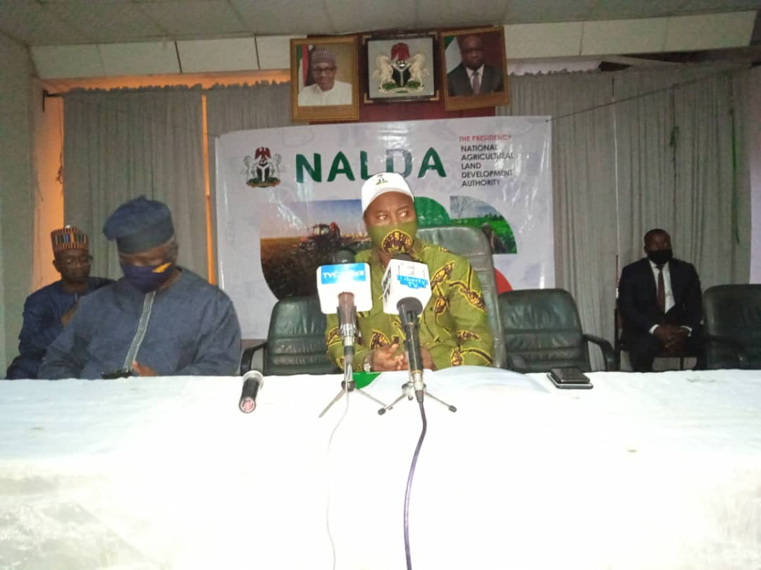 Post COVID-19: How FG plans to achieve food security for all – Ikonne, NALDA boss