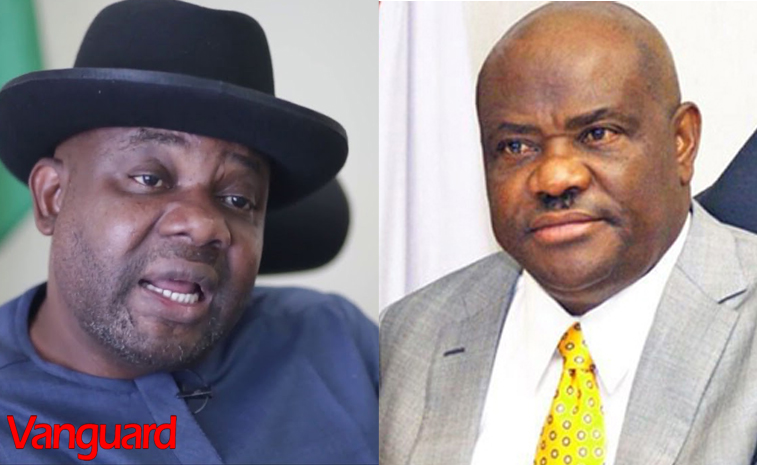 Nabena, Wike, Governors' Forum