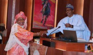 Insecurity: I introduced Buhari to politics ― Hajiya Mohammed