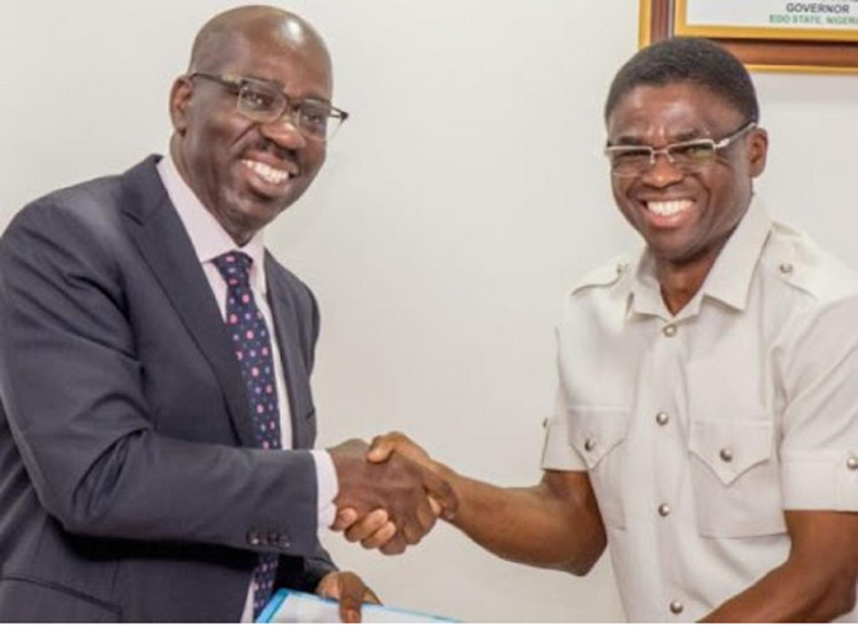 Edo 2020: My loyalty to Obaseki sacrosanct, says Shaibu