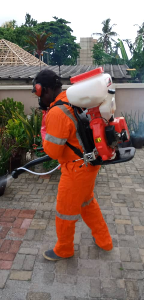 Why we are fumigating Lagos State — Decontamination Expert