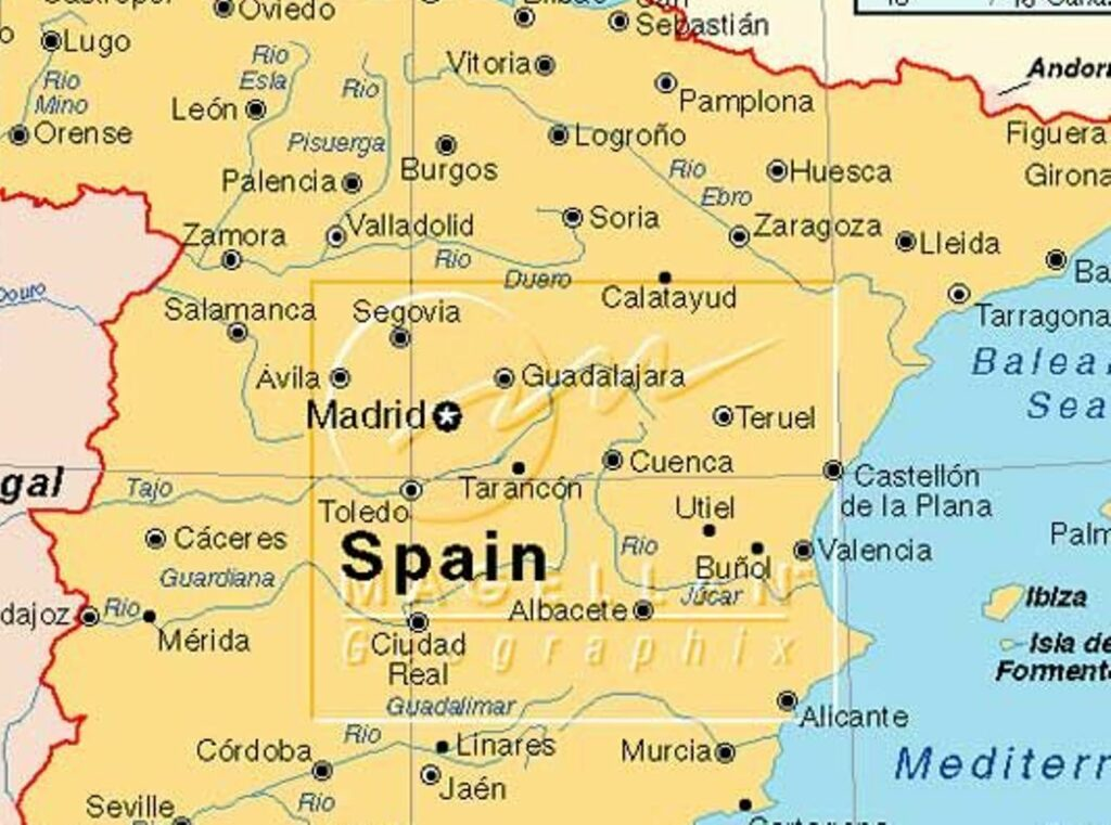 Spain plunges into recession as GDP tumbles by 18.5%