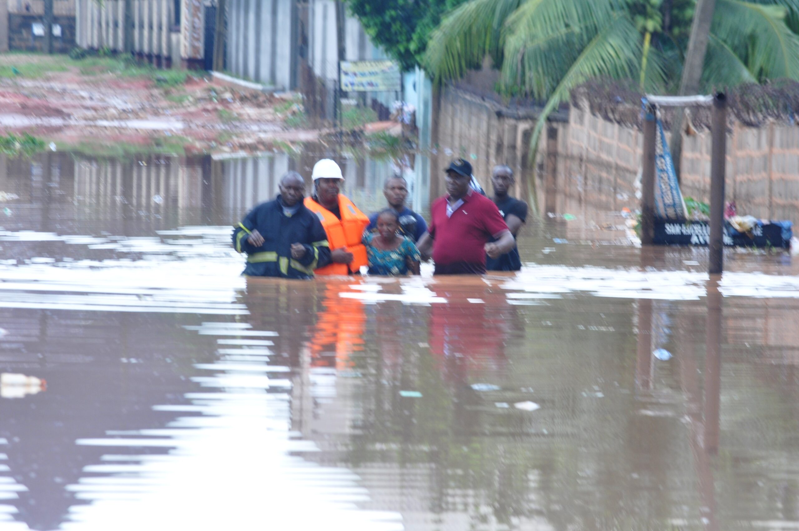 Lagos issues red alert on downpour, flash flood in September, HYPPADEC
