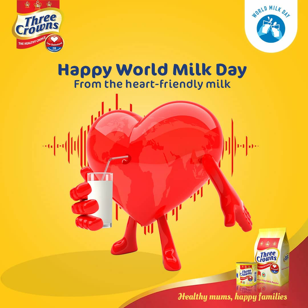 World Milk Day 2020: Three Crowns wows consumers with 'Voices of the Heart' campaign