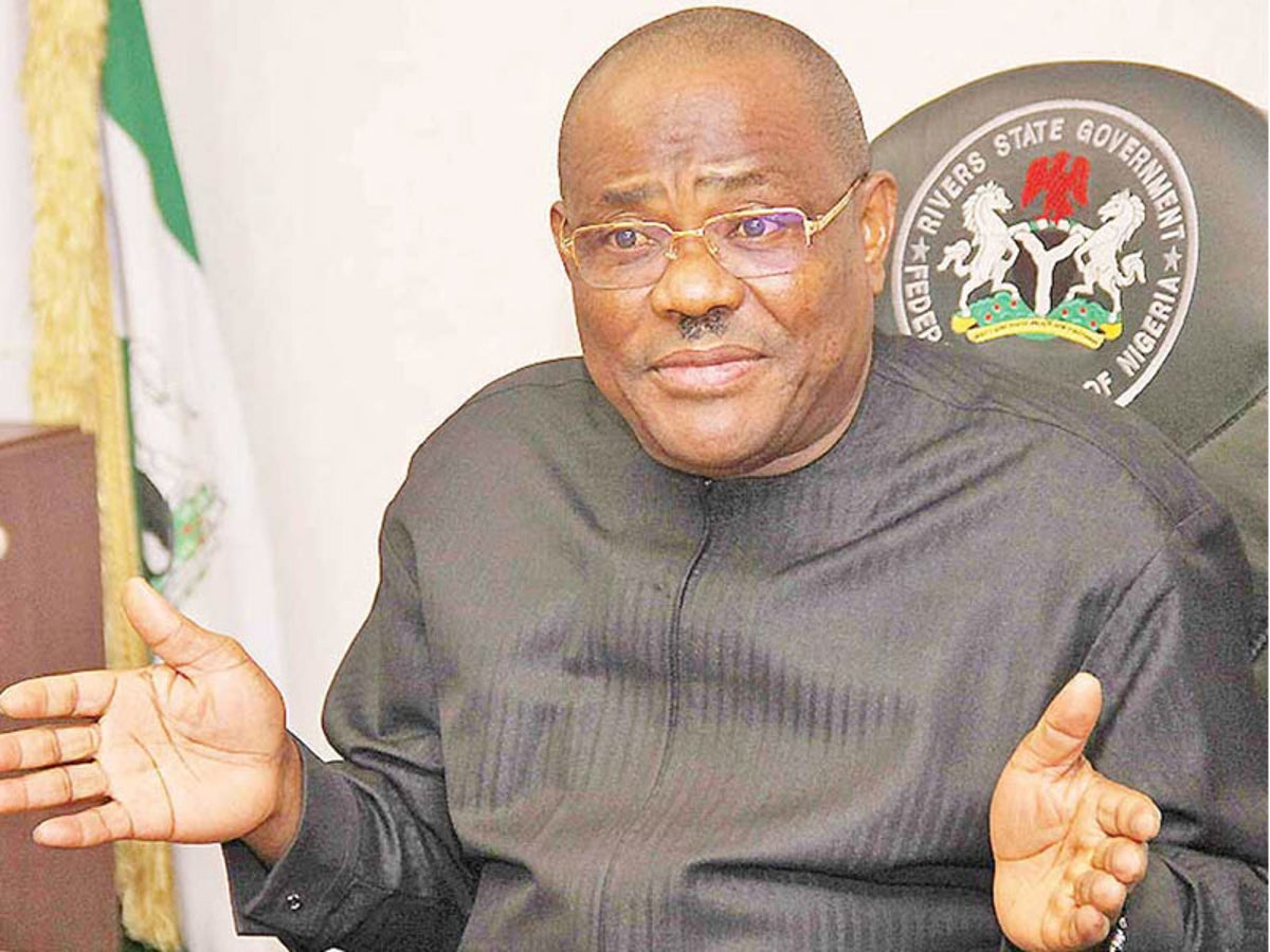 SARS operatives made Rivers State ungovernable ― Wike