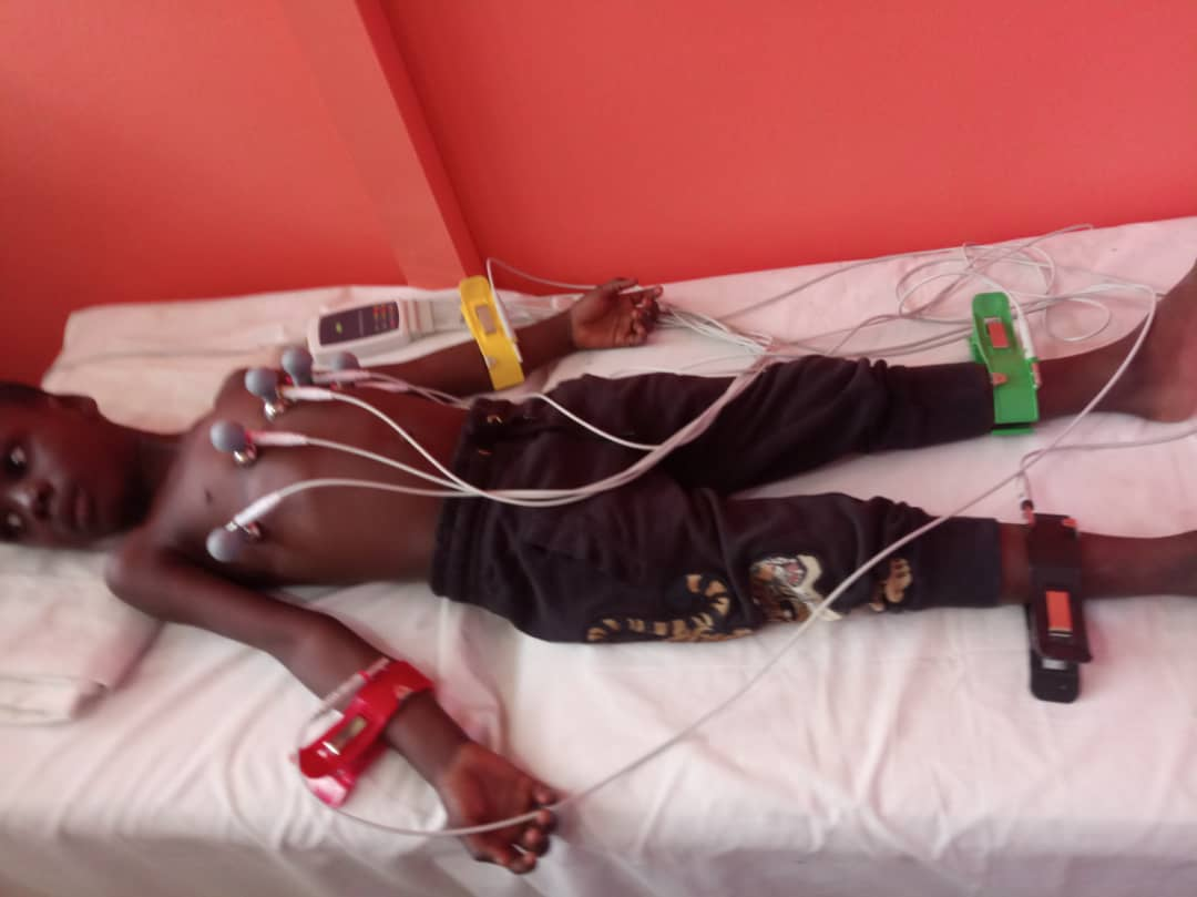 Salami, 6-year-old hole-in-heart boy needs N5m to survive