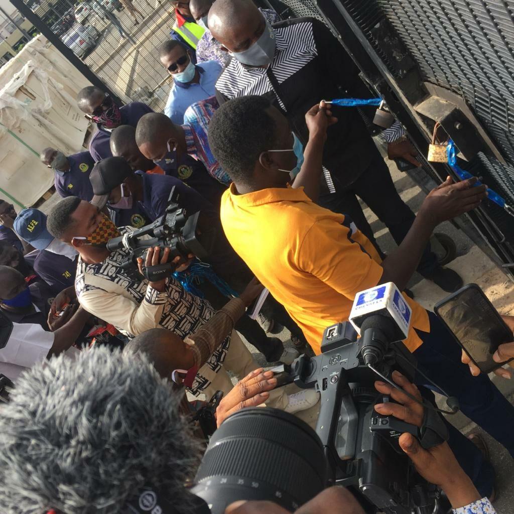COVID-19:FCTA seals Jabi Lake Mall for hosting Naira Marley, concert