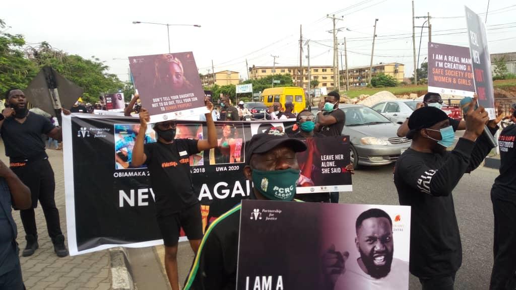 walk against rape