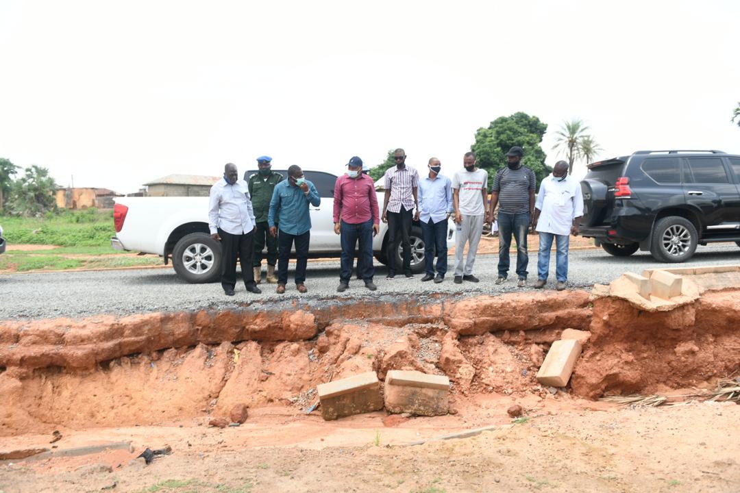 Niger state roads