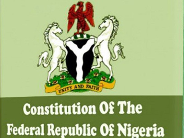 Restructuring Nigeria through substitution of 1999 with 1963 Constitution