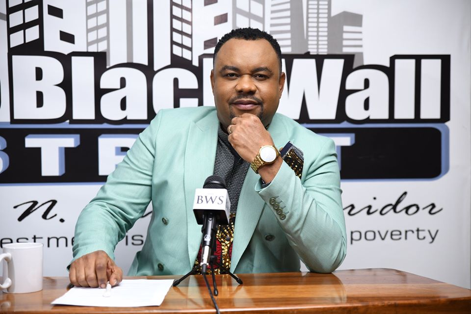 Black Wall Street set to create over 6 million jobs for Africans through its Economic War