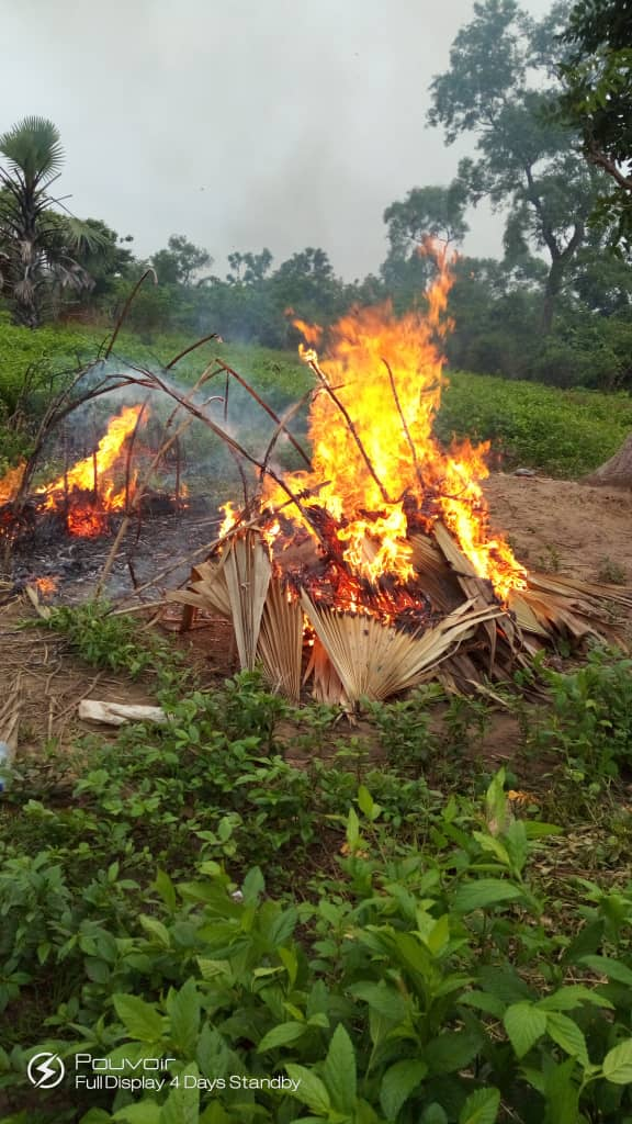 Troops eliminate two armed Bandits in Taraba Community