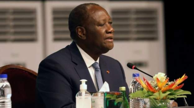 Ivory Coast's ruling party RHDP has officially nominated President Alassane Ouattara to seek re-election for a third term