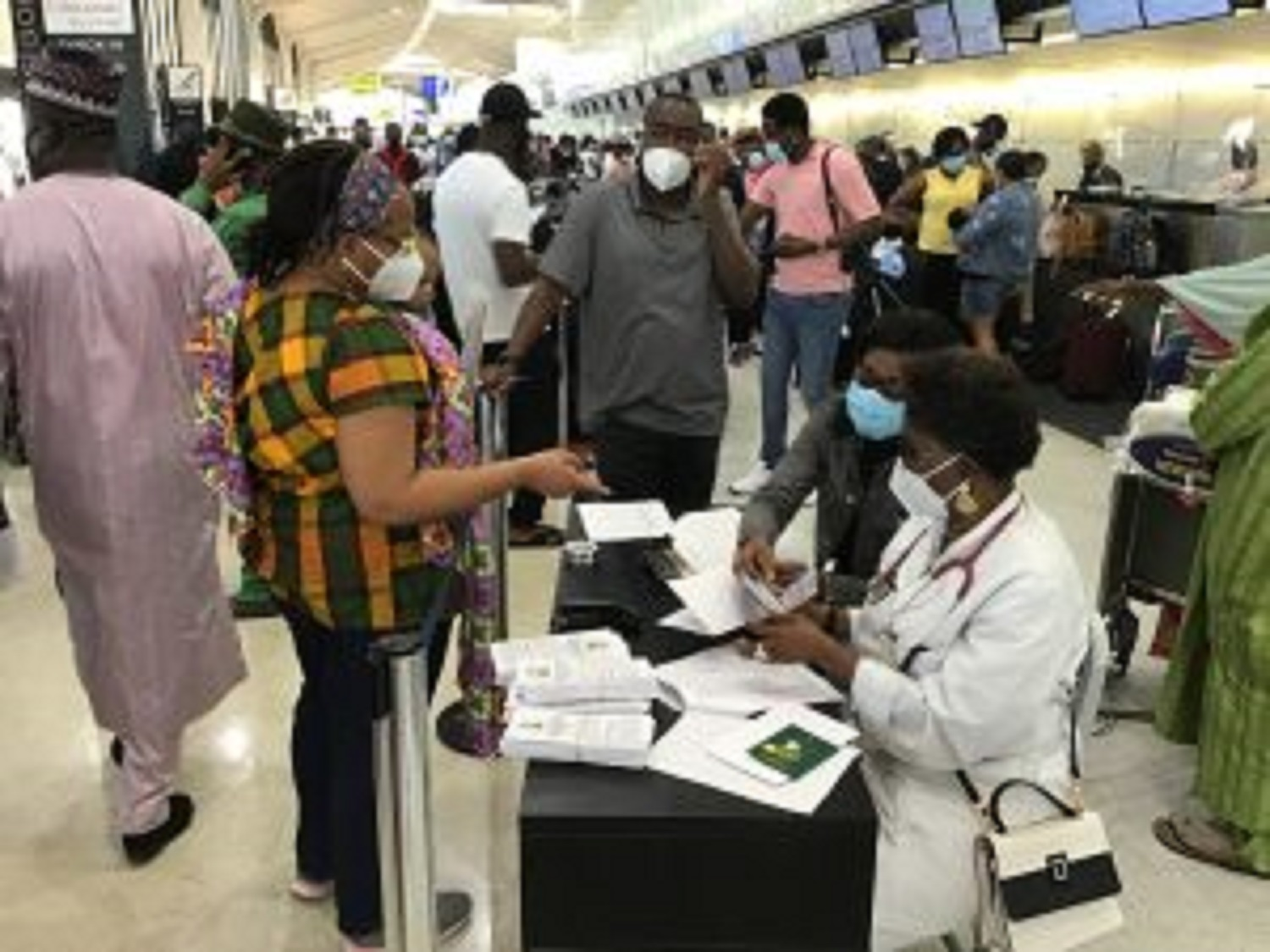 Another flight evacuating 324 Nigerians depart US for Abuja