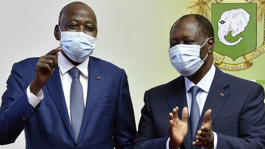 Ivory Coast PM returns after overseas medical check