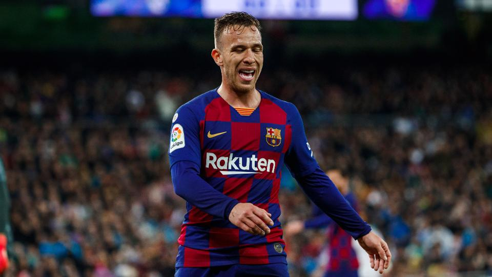 Busquets suprised by Arthur's situation at Barcelona