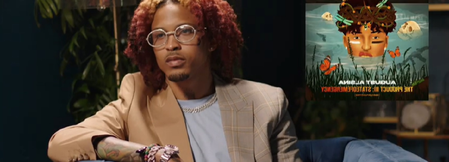 August Alsina opens up on relationship with Will Smith's Jada Pinkett