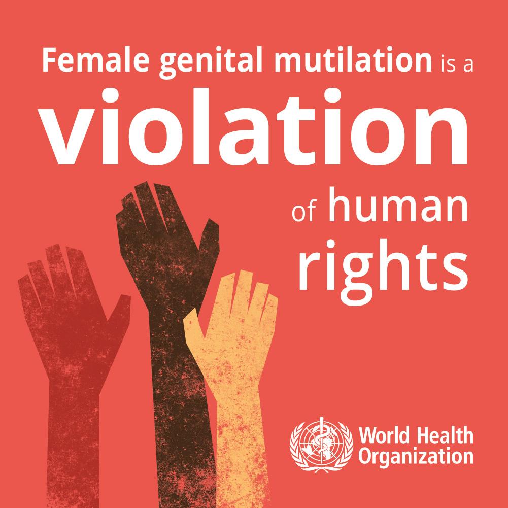Sudan ratifies law banning female genital mutilation