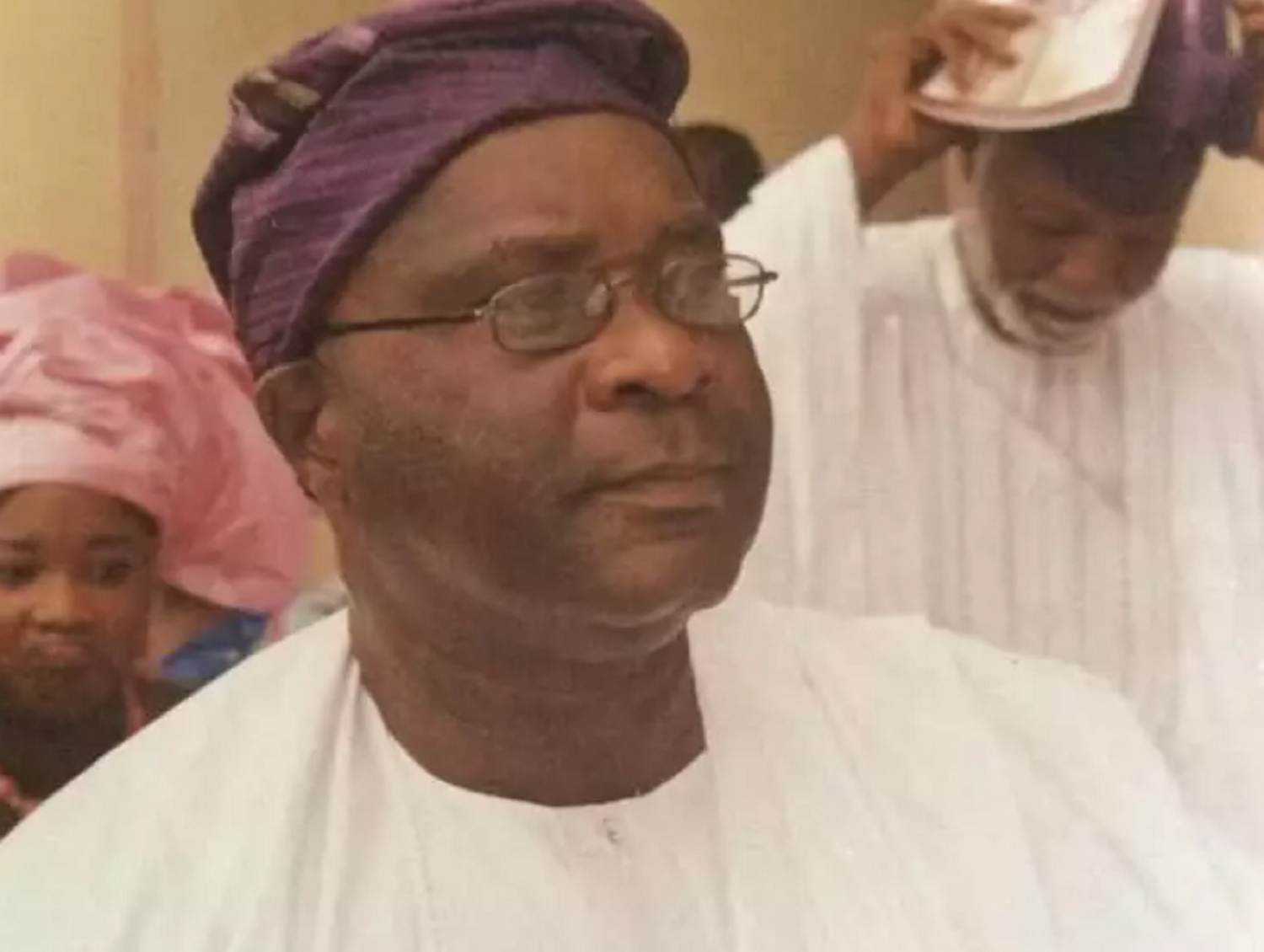 Ex-3SC chairman, Bode Oyewole, is dead