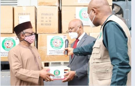 COVID-19: FG receives critical medical equipment donated by ECOWAS, WAHO