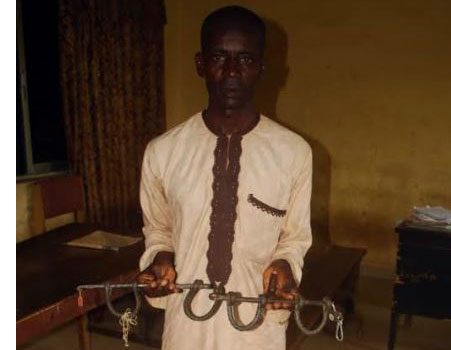 Police rescue 15 teenagers from Niger torture house