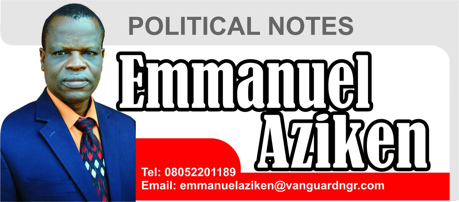 Emmanuel Aziken Why Ngige likes mocking the NLC