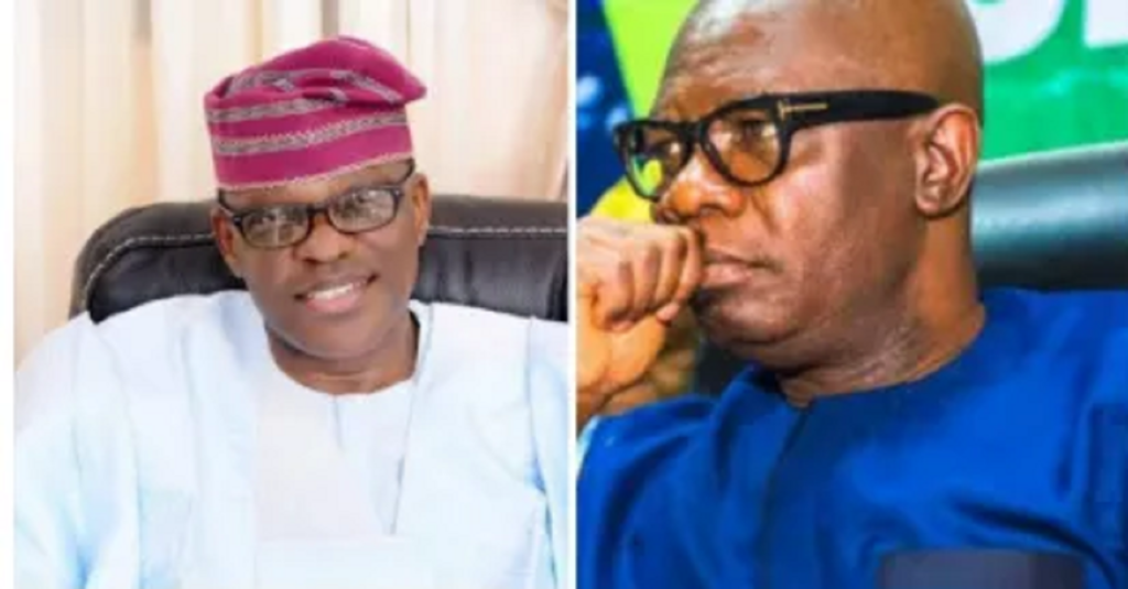 Race for Jegede's deputy kicks off, group drums support for Ajayi