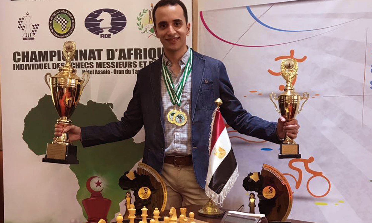 Sahara Group, Grandmaster Amin, boost youth empowerment in Africa through Chess
