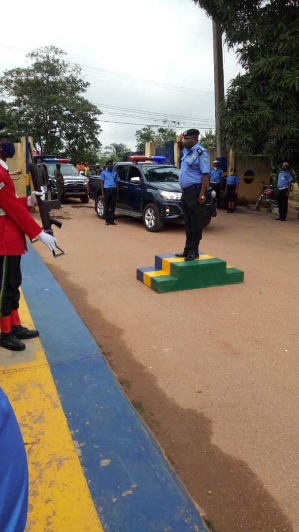 Ajogun, new Ogun CP reads riot acts to criminals