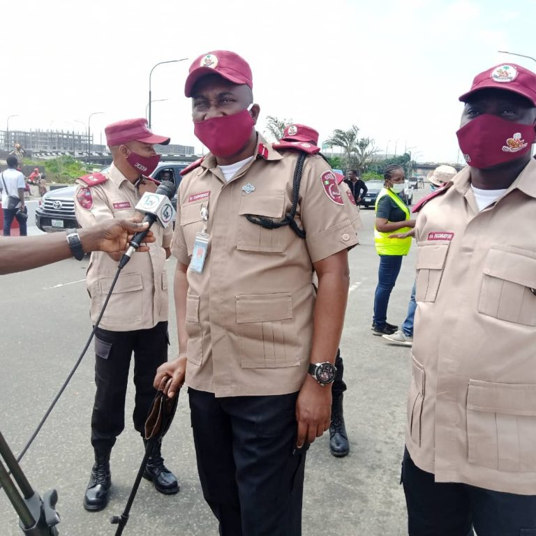 Third Mainland Bridge repairs: FRSC allays fears as motorists queue for switchover