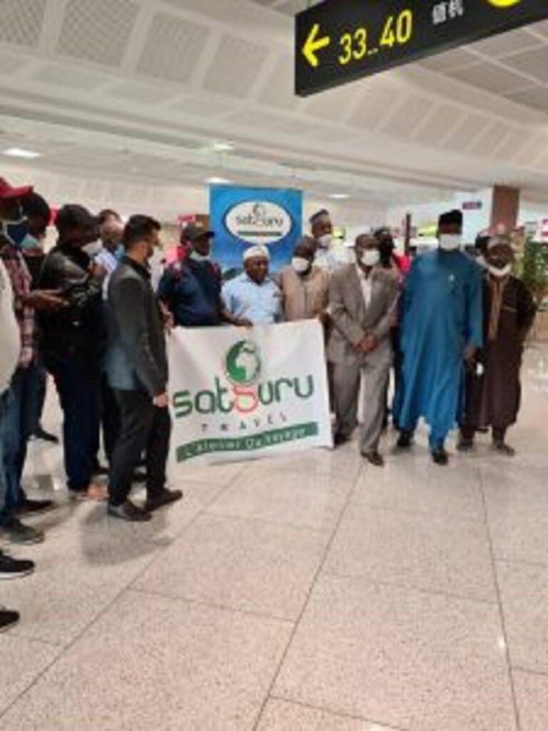 FG evacuates 98 Nigerians stranded in Morocco since March