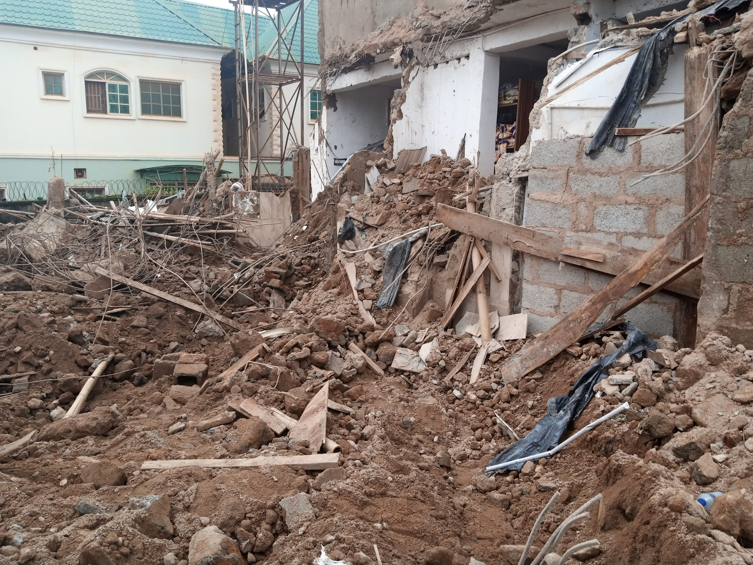 Building Collapse: FCTA to charge developer with manslaughter, revoke land title, building plan
