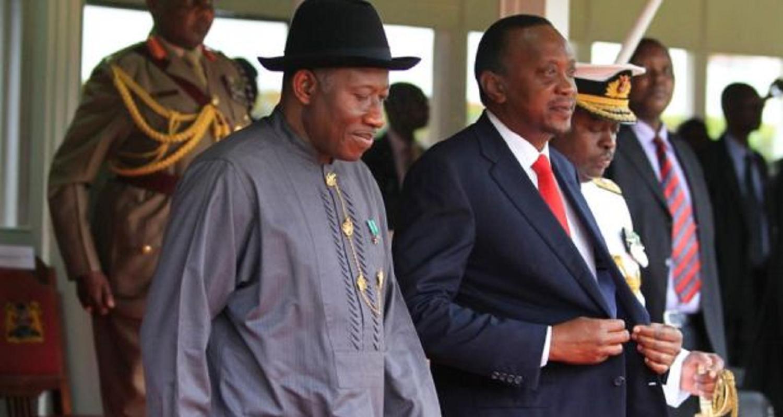 How Africa can combat COVID-19, terrorism ― Jonathan, Kenyatta