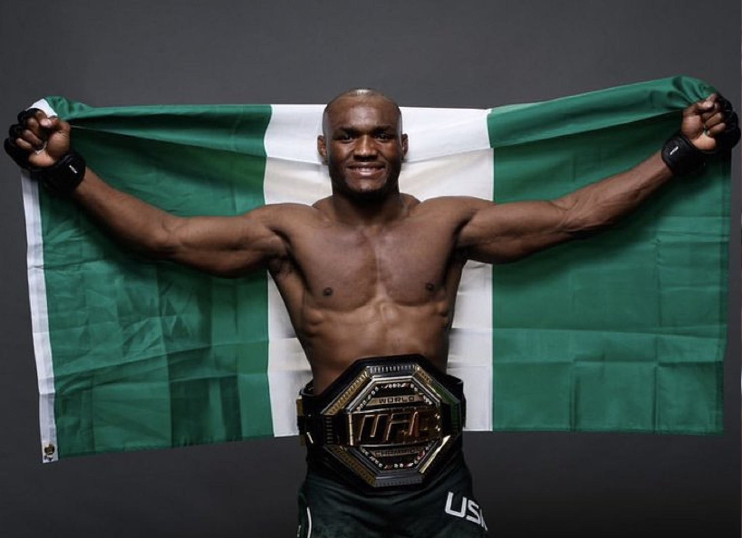 BREAKING: 'Nigerian Nightmare' Kamaru Usman suspended for six months